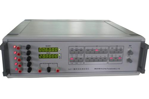 SJY-1数字式仪表校准仪