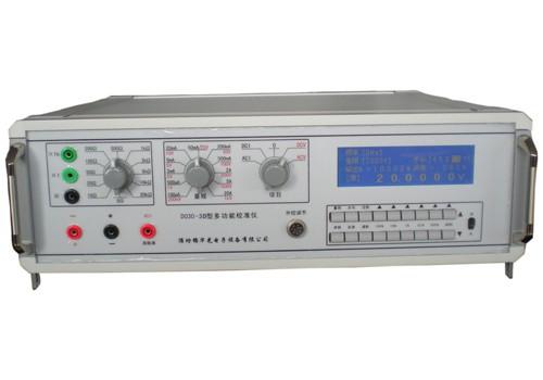 DO30-3D数字式多功能校准仪